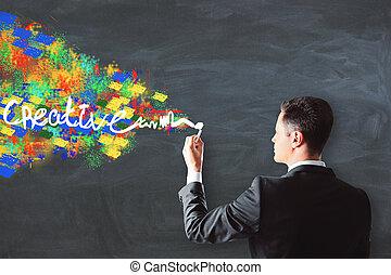 концепция, креативность