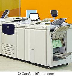копия, принтер