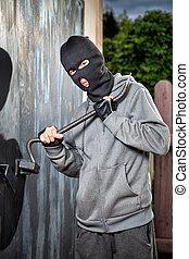 кража со взломом