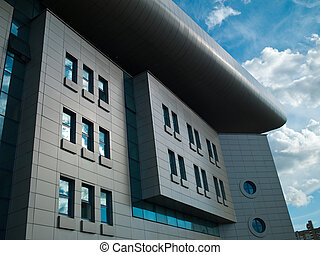 красивая, архитектура