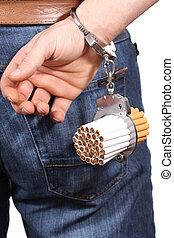 курение, стоп