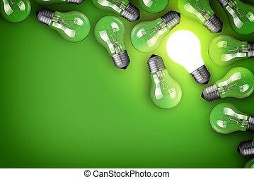 легкий, bulbs