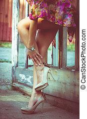 лето, мода