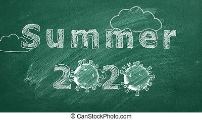 лето, 2020