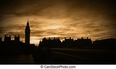 лондон, город