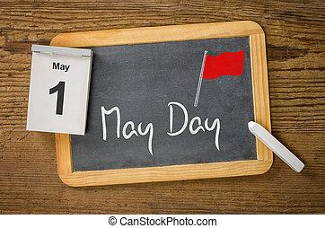 май, 1, день