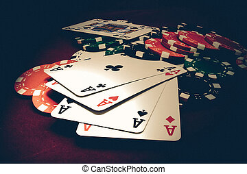 марочный, казино, игра