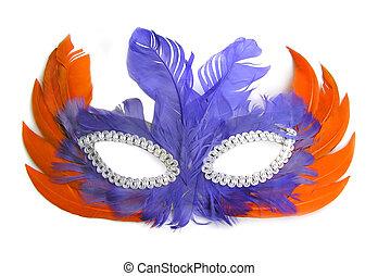 маска, карнавал