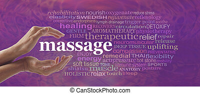 массаж, benefits, наслаждаться