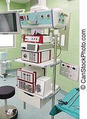 медицинская, оборудование