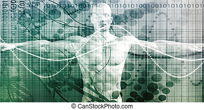 медицинская, технологии