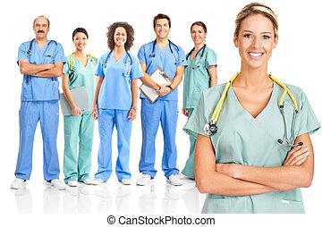 медицинская, doctors