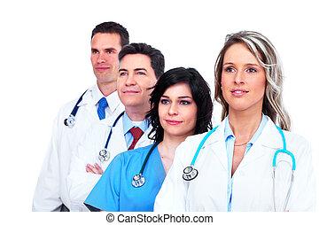 медицинская, group., doctors