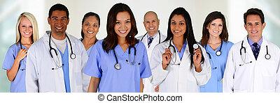 медсестра, doctors