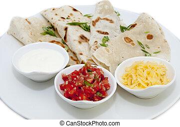 мексиканский, питание