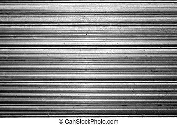 металл, дверь