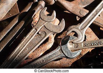 металл, инструменты