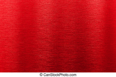 металл, красный, текстура