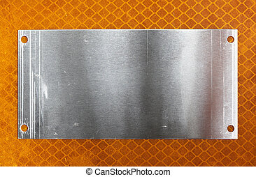 металл, пластина