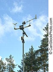 метеорологический, станция, tools.