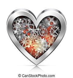 механик, сердце