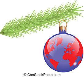 мир, рождество