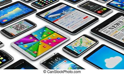 мобильный, devices
