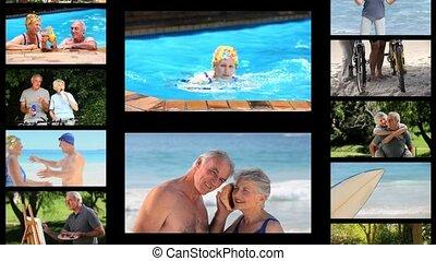 монтаж, активный, старшая, couples