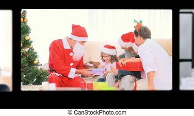 монтаж, celebrating, chr, families
