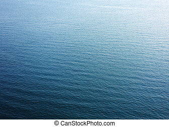 море, воды
