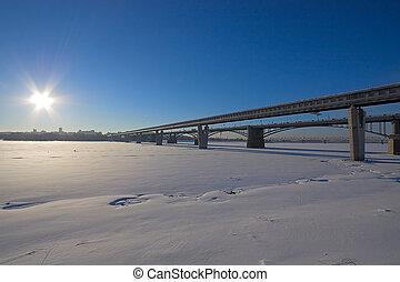 мосты, два