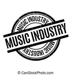 музыка, промышленность, ластик, печать