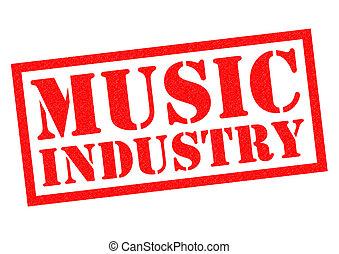музыка, промышленность