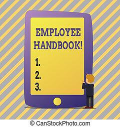 наемный рабочий, rules, текст, показ, руководство, знак, нормативно-правовые акты, концептуальный, handbook., путеводитель, фото, политика, документ, code.