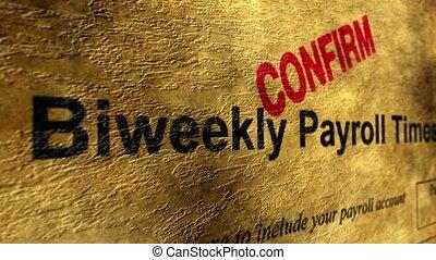 начисление заработной платы, timesheet, подтвердить