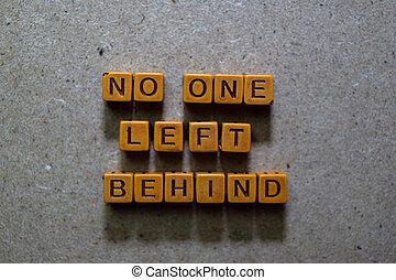 нет, за, таблица, cubes., деревянный, оставил, один, задний ...