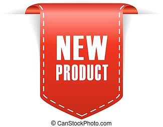 новый, продукт, лента