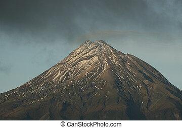 облачный, гора