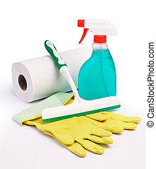 оборудование, окно, уборка
