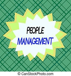 обработать, объект, multicolour, письмо, шаблон, фото, сотрудников, design., channelling, бизнес, management., потенциал, заметка, асимметричный, фасонный, показ, showcasing, неровный, люди, unlocking