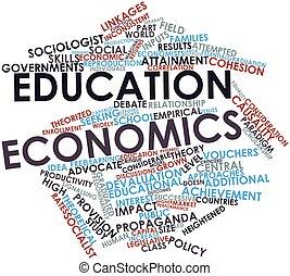 образование, экономика