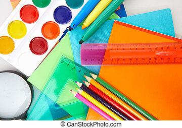 образование, objects