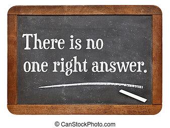 один, там, правильно, ответ, нет