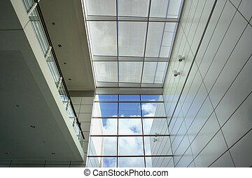 окна, здание, коммерческая