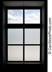 окно, рамка