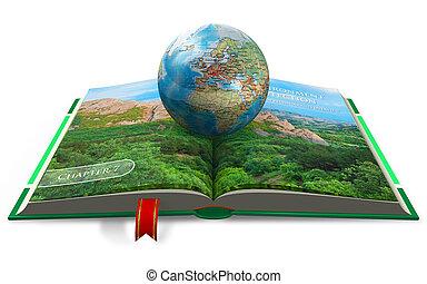 окружающая среда, защита, концепция