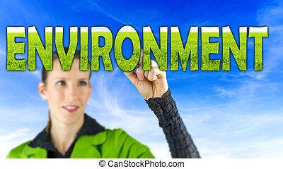 окружающая среда