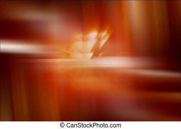 оранжевый, форма