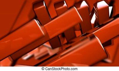 оранжевый, sticks