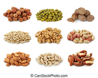 орешки, коллекция